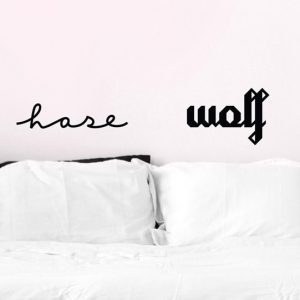 Hase & Wolf
