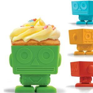 Yumbots Cupcakes