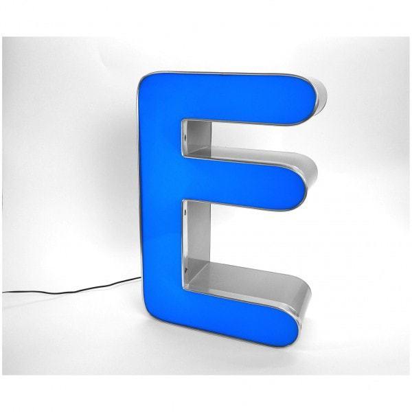 Leuchtbuchstabe E