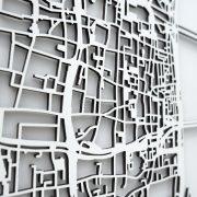 3D Stadtplan Detail