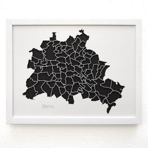 Stadtteile Berlin