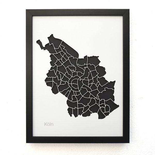 Stadtteile Köln
