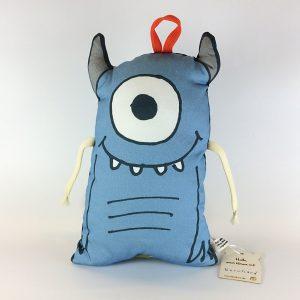 Kissen Monster Bernhard