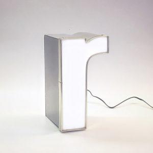 Leuchtbuchstabe r
